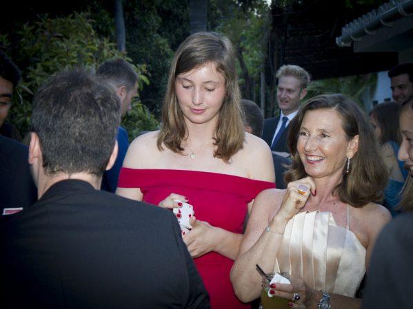 Espectador questiona la magia de Olivier en una boda en Marbella